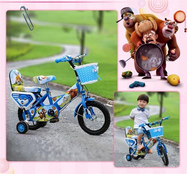 儿童自行车 山地车