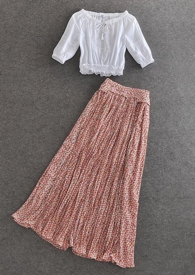 产品参数 袖型:常规袖 细节:裙子套装 风格:小清新,波西米亚,森系