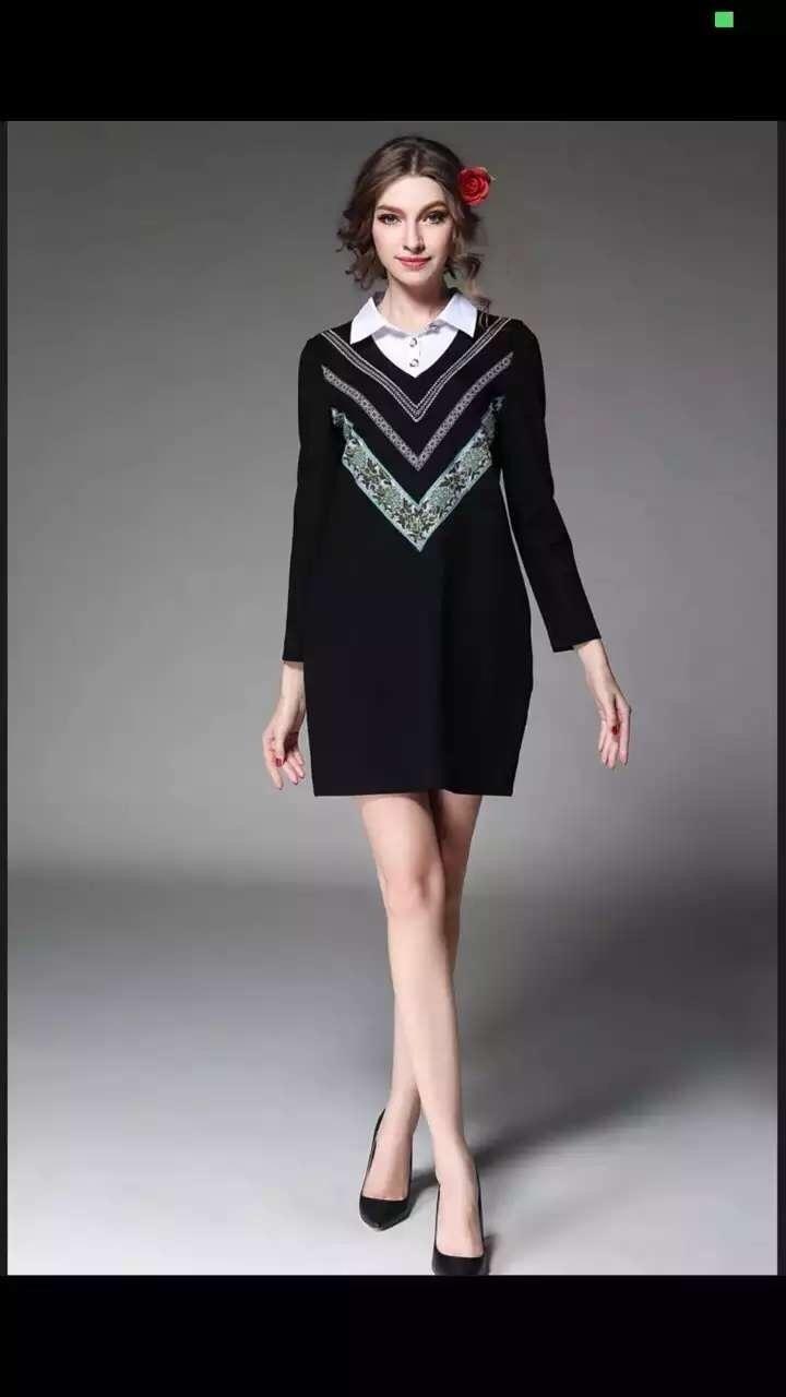 【连衣裙】-无类目-针织衫