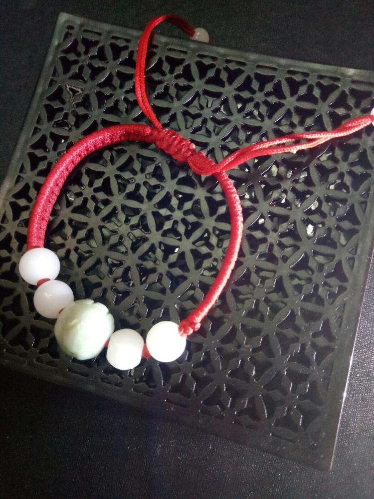 纯手工编织手链