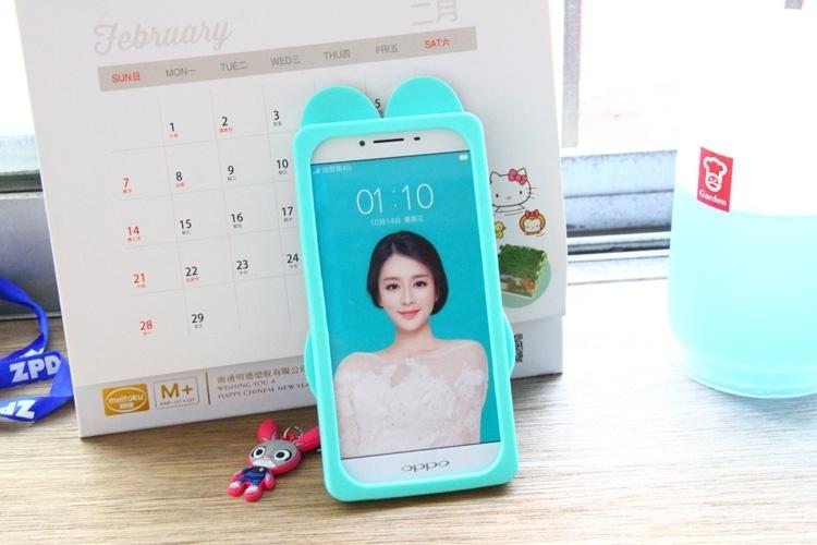 【r7plus手机套oppor7s手机壳a疯狂动物城】-配饰-3c
