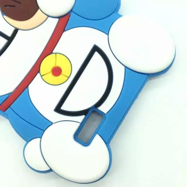 华为畅享5s叮当猫泰迪熊畅享5s卡通黑猫硅胶手机套