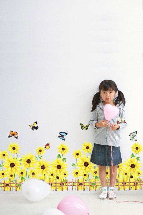 幼儿园手工植物贴画图片大全