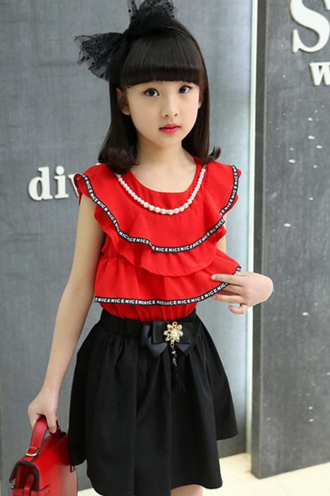 小女孩子衣服
