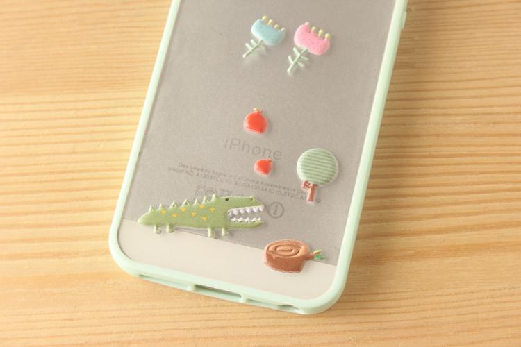 【动物乐园苹果6splus小米红米note3oppor7手机壳】