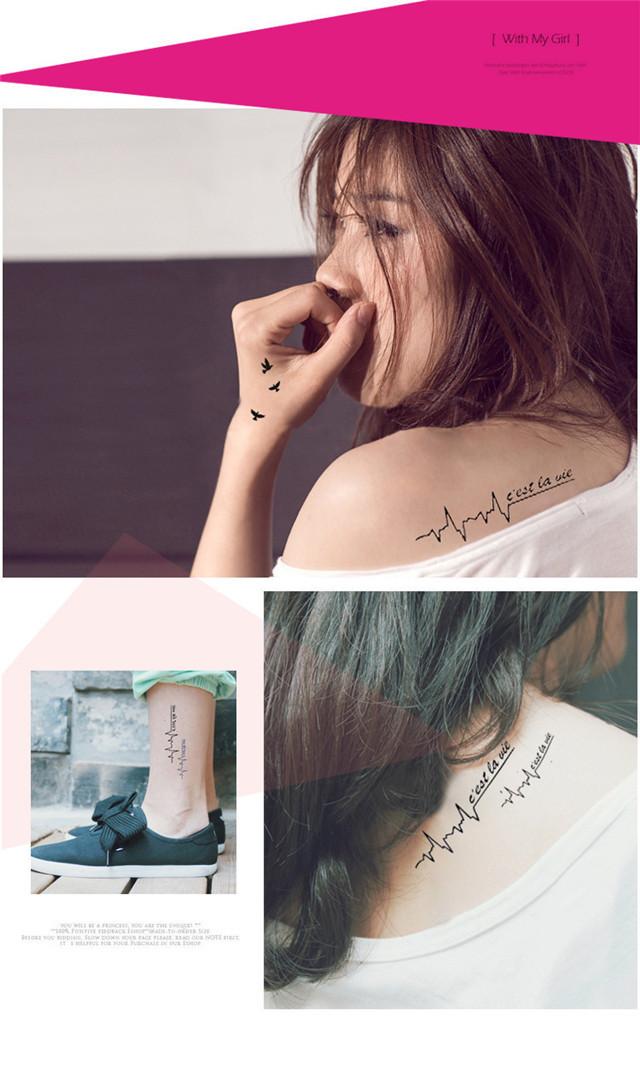 【20张权志龙的笑脸纹身贴】-null-配饰
