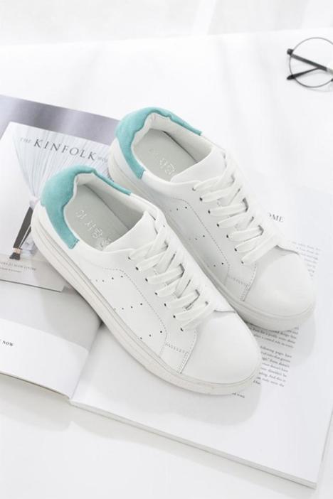 【明星同款透气厚底运动鞋】-鞋子-女鞋_服饰鞋包图片