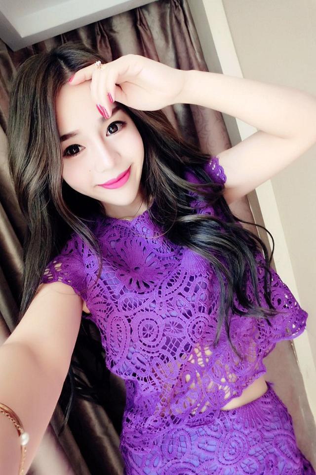 欧式风格房间女 紫色