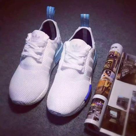 阿迪达斯NMD圣保罗男女鞋 原盒装