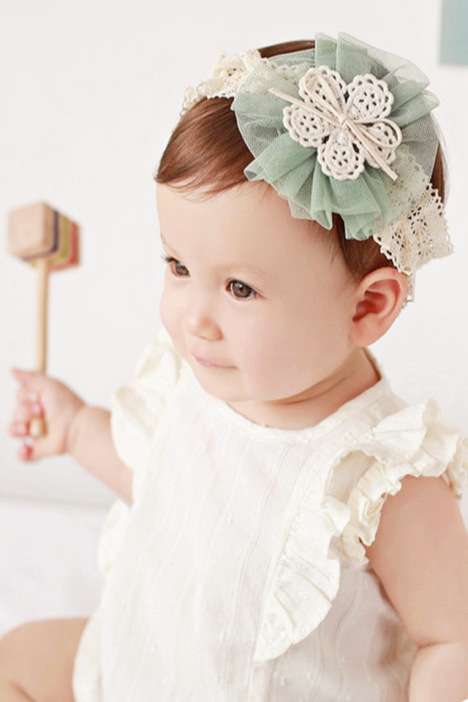【全店满15元包邮】婴儿童发带头饰宝宝发饰头带韩国饰品发箍女