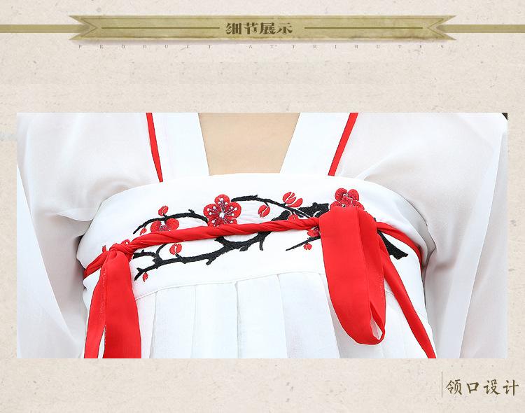 曲裾深衣,襦裙,半臂,褙子的制版参考 - 制作 - 爱汉服图片