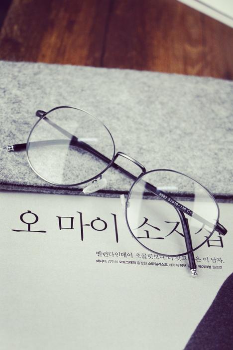 小清新,复古,平光镜,眼镜框