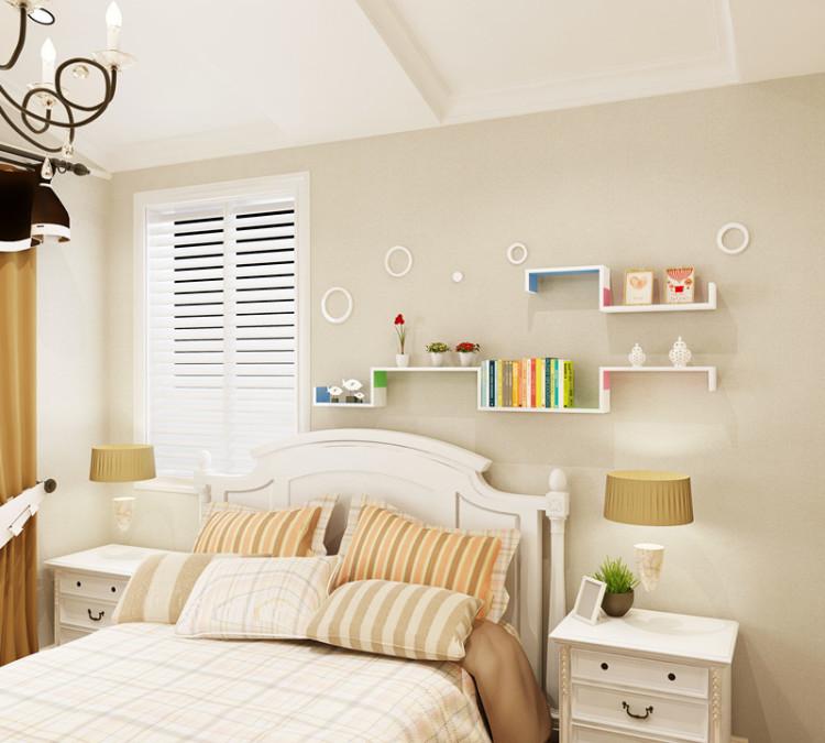 背景墙 床 房间 家居 家具 起居室 设计 卧室 卧室装修 现代 装修 750